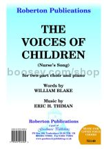 Voices of Children for female choir (SA)