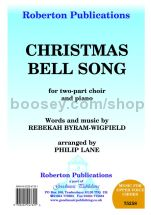 Christmas Bell Song for female choir (SA)
