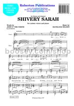 Shivery Sarah for unison voices