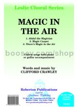 Magic in the Air for unison voices