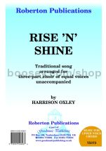 Rise 'n' Shine for female choir (SSA)