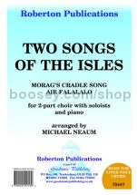 Two Songs of the Isles for female choir (SA)