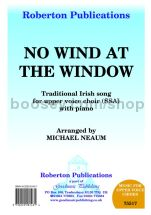 No Wind At the Window for female choir (SSA)