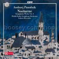 Symphonic Works Vol.1: Nocturne/Tragic Overture/Heroic Overture/Katyn Epitaph (CPO Audio CD)