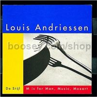 De Stijl/M is for Man, Music, Mozart (Nonesuch Audio CD)