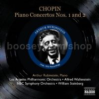 Piano Concertos (Naxos Historical Audio CD)