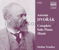 Complete Solo Piano Music (Naxos Audio CD)