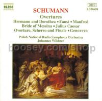 Overtures (Naxos Audio CD)