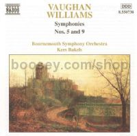 Symphony No.5 in D major/Symphony No.9 in E minor (Naxos Audio CD)