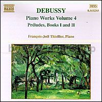 Piano Works vol.4 (Naxos Audio CD)