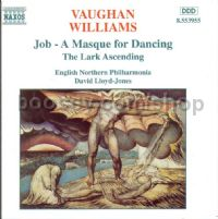 Job - A Masque for Dancing/The Lark Ascending (Naxos Audio CD)