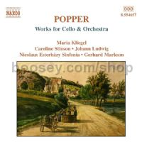 Romantic Cello Showpieces (Naxos Audio CD)