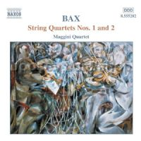 String Quartets Nos. 1 and 2 (Naxos Audio CD)