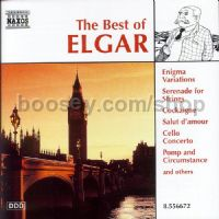 Best Of Elgar (Naxos Audio CD)