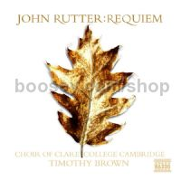 Requiem (ensemble version), Variations On An Easter Theme & other works (Naxos Audio CD)