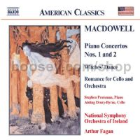 Piano Concertos Nos. 1 and 2/Witches' Dance (Naxos Audio CD)