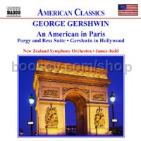 An American in Paris/Porgy and Bess (Naxos Audio CD)