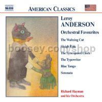 Orchestral Favourites (Naxos Audio CD)