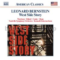 West Side Story (from original score) (Naxos Audio CD)