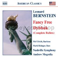 Dybbuk/Fancy Free (complete ballets) (Naxos Audio CD)