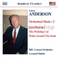 Orchestral Music vol.2 (Naxos Audio CD)