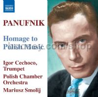 Homage To Polish Music: Old Polish Suite/Concerto in modo antico (Naxos Audio CD)