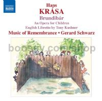 Brundibar (Naxos Audio CD)