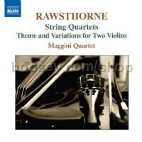 Quartets (Naxos Audio CD)