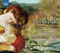 Dies Natalis/Farewell to Arms/Two Sonnets (Naxos Audio CD)