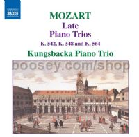 Piano Trios vol.2 (Naxos Audio CD)