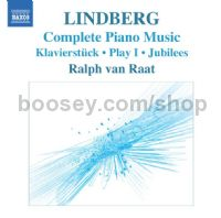 Complete Piano Music (Naxos Audio CD)