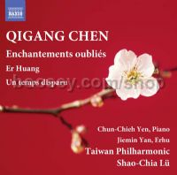 Er Huang (Naxos Audio CD)
