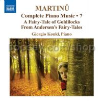 Complete Piano Music vol.7 (Naxos Audio CD)