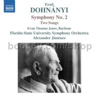 Symphony No. 2 (Naxos Audio CD)