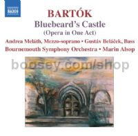 Bluebeard's Castle - complete (Naxos Audio CD)