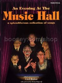 An Evening at the Music Hall (Piano, Vocal, Guitar)