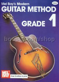 Modern Guitar Method Book 1