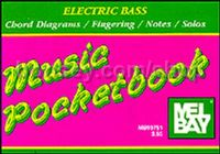 Music Pocketbook Electric Bass