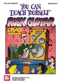 You Can Teach Yourself Rock Guitar (DVD)
