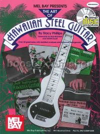 Art of Hawaiian Steel Guitar (Book & CD)