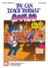 You Can Teach Yourself Banjo DVD