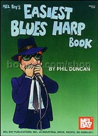 Easiest Blues Harp Book