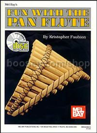 Panpipes - Fun With The Pan Flute (Book & CD)