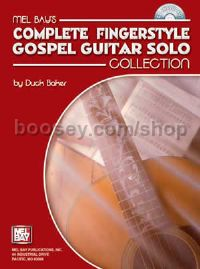 Complete Gospel Guitar Book