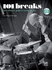 101 Breaks: Your Ultimate Guide to Breaks (Fill-Ins) (+ CD)