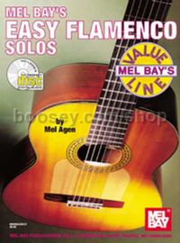 Easy Flamenco Solos (Book & CD)