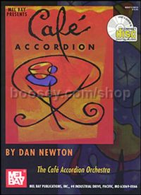 Cafe Accordion (Book & CD)