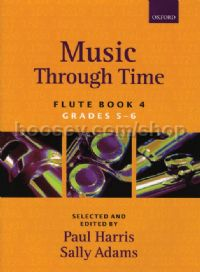 Music Through Time Flute Book 4 (Grades 5-6)