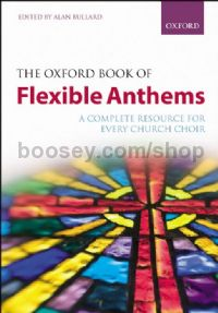 Oxford Book of Flexible Anthems (Paperback)