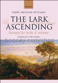 The Lark Ascending (violin & piano)